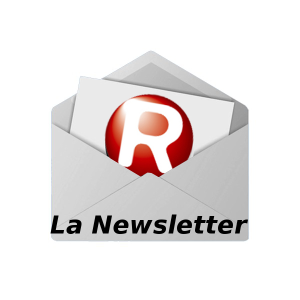 Inscription à la newsletter Planet'R